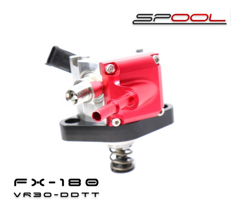 Spool FX-180 Upgraded High Pressure Pump [VR30DDTT]