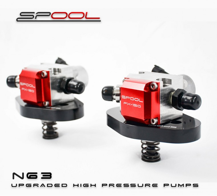 Spool FX-150 upgraded high pressure pump kit [N63]