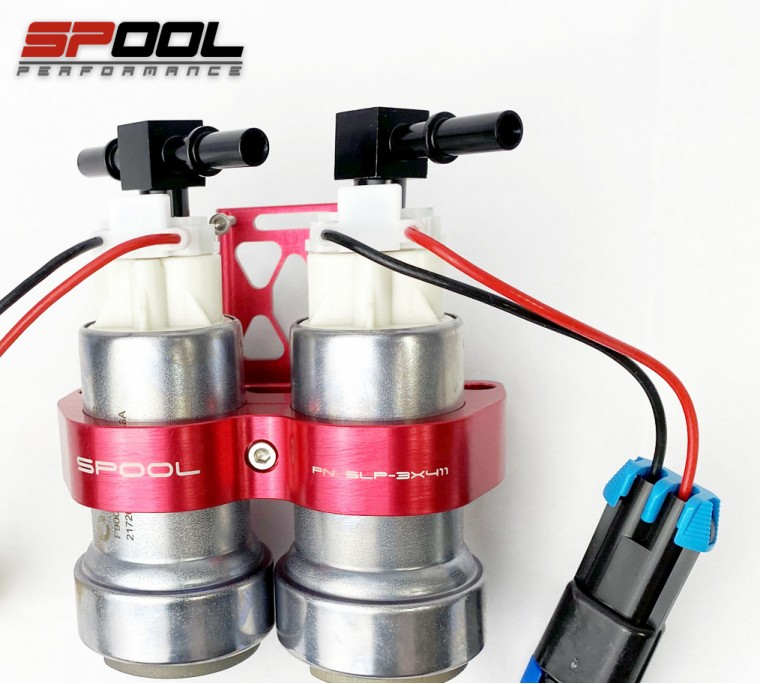 E9X/E8X Bucketless Stage 3 Low Pressure Fuel Pump