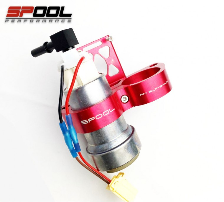 E9X/E8X Stage 2 Bucketless Low Pressure Fuel Pump