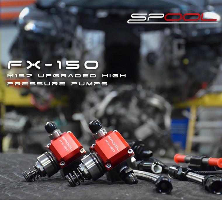 Spool FX-150 upgraded high pressure pump kit [M157]